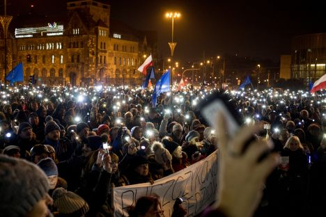 Poland , Law and Justice, judiciary, judges