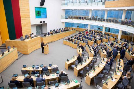 Lithuania, Seimas, economy, GDP, relations, business