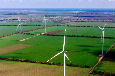 renewable energy, Eesti Energia, Enefit, wind turbine park