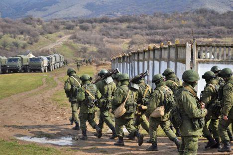 Russian occupation, Ukraine, Crimea