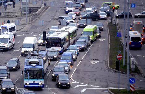 excise tax, fuel prices, Latvia