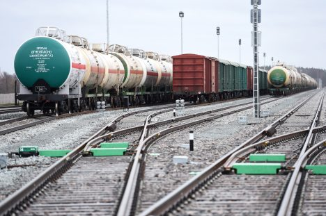 railway, freights, Latvia, volumes, competition, Transport Ministry