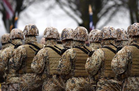 Latvia, NBS, army, defence, respondents