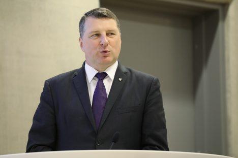 Raimonds Vējonis, LBS, president, election