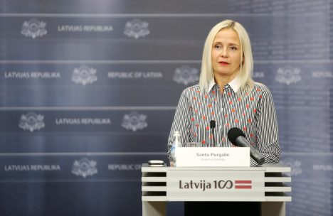 FKTK, banks, Latvia, liquidity, business, model, change