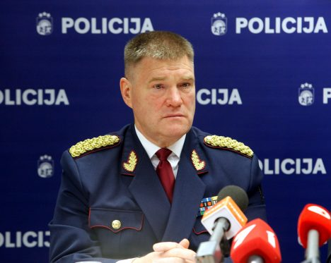 State Police, Latvia, Ints Ķuzis, resignation