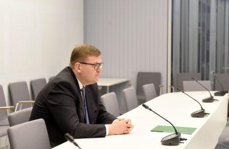 Aivars Lembergs, Juris Pūce, sanctions, OFAC, USA, Ventspils