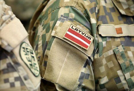 Latvia, troops, mission, Iraq, extension, Saeima