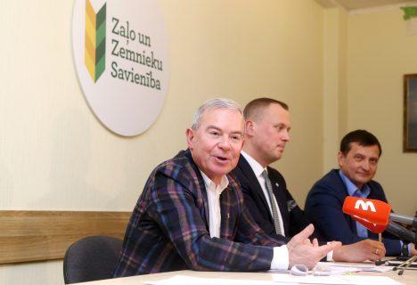 Aivars Lembergs, Edgars Tavars, Armands Krauze, sanctions, USA, ZZS, cooperation