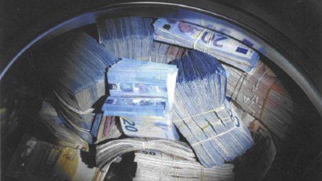 corruption, money laudering, ABLV Bank, KNAB