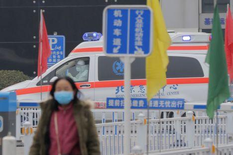 SARS, coronavirus, China