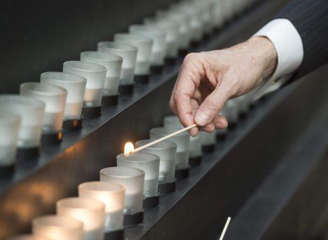 Gitanas Nauseda, Lithuania, Holocaust rememberance