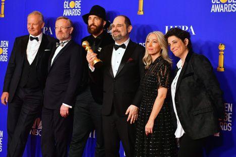Chernobyl, Lithuania, Ukraine, Golden Globes
