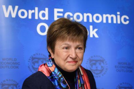 IMF, International Monetary Fund, economics, forecast