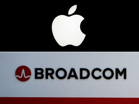 Apple, fine, billion, US, patent infringement, Broadcom