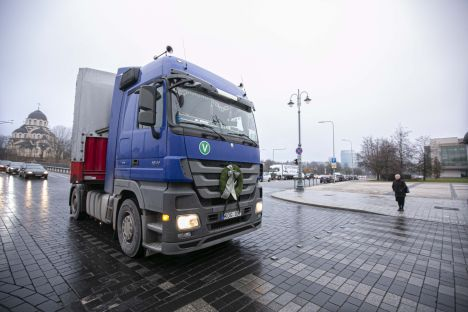 Lithuania, road haulage, logistics, fransport, taxes