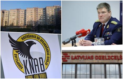 summary. Latvia, Estonia, Lithuania, LDz, plans, business, audit, Riga, dismissal, State Police, recommended