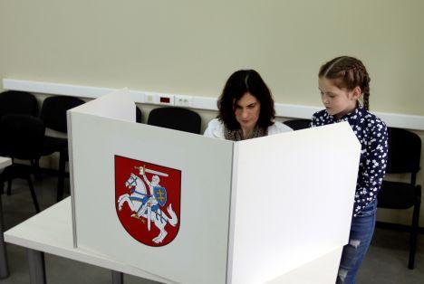 Lithuania, Seimas, election threshold, Naglis Puteikis, Gitanas Nausėda