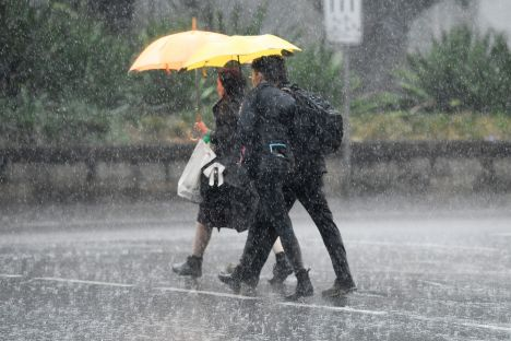 Australia, bushfires, climate change, rain, draught