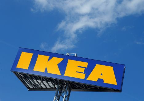 Ikea, Tallinn, Estonia, furniture