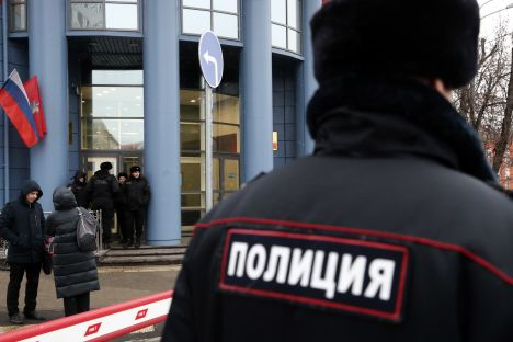 Russia, courts, justice, bomb threats, Moscow