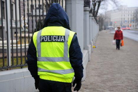 police, wages, trainees, Latvia, Ints Ķuzis