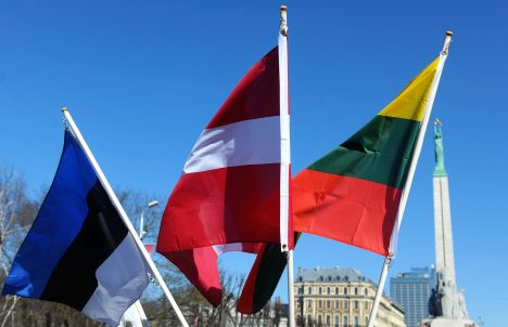 Latvia, Estonia, Lithuania, GDP, growth