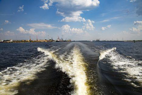Ventas osta, Ventspils, port management, by-laws, Transport Ministry
