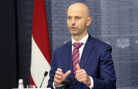 Latvia, state administration, staff, reduction, Jānis Citskovskis