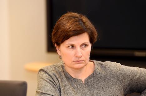 Ilze Viņķele, e-health, Healthcare Ministry, development, services