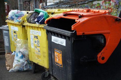 Estonia, waste management, sorting, zero waste