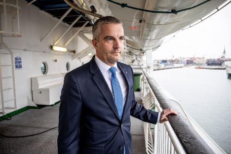 Tallink Grupp, fiancial results, profit, turnover, shipping