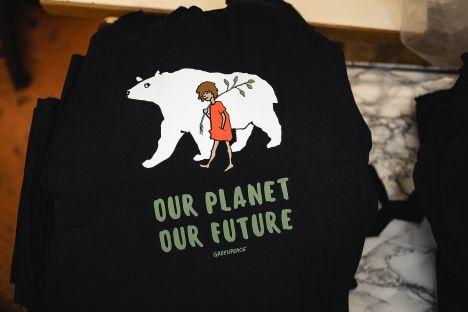 Greenpeace, textiles, environmental protection, clothes, Utenos Trikotažas, Lithuania