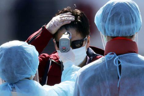 coronavirus, China, infection, outbreak, Wuhan
