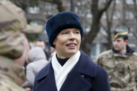 Tartu Peace Treaty, Kersti Kaljulaid, Estonia, Russia, Soviet Union, Edgars Rinkēvičs