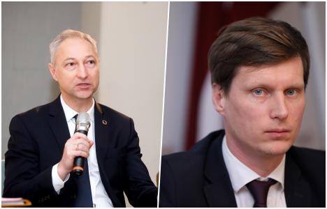 Jānis Bordāns, Ralfs Nemiro, Latvenergo, Saeima, KPV LV