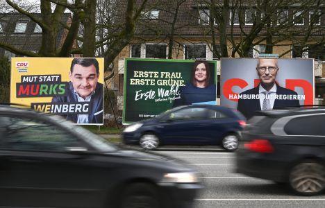 Germany, Angela Merkel, Christian Democrats, Hamburg