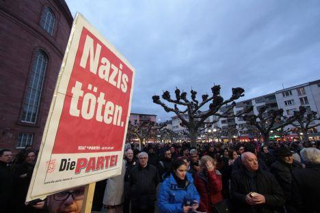 Shisha bar, Hanau, Germany, victims, shooting