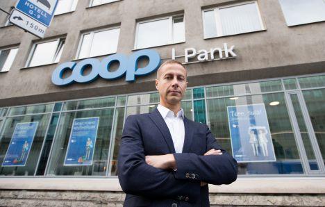 local capital, Estonian bank, Coop Pank