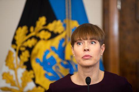 Estonia, Kersti Kaljulaid, Independence Day, EKRE