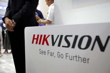 Hikvision, Dahua, cameras, Lithuania, security, US, sanctions
