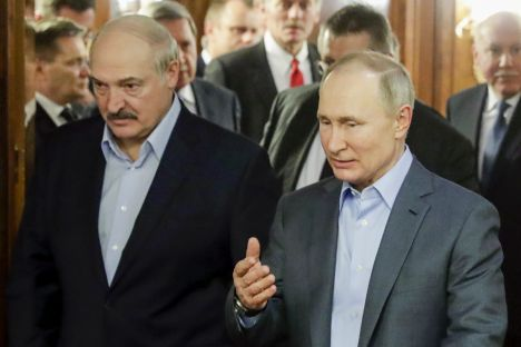 Belarus, Russia, oil, gas, energy