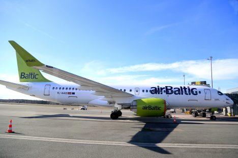 airBaltic, return, Latvia, Covid-19, coronavirus, pandemic, repatriation