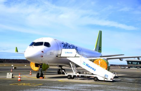 airBaltic, Covid-19, coronavirus, repatriation