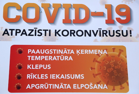 state of emergency, Covid-19, disinfect, Ilze Viņķele, coronavirus, wash hands, stay home, prime minister, important