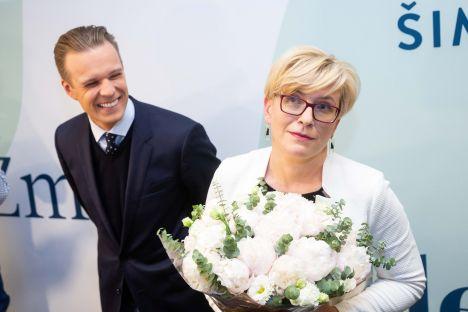 Seimas, Lithuania, Conservatives, Gabrielius Landsbergis