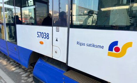 Rīgas satiksme puts up six trolleybuses as collateral ...