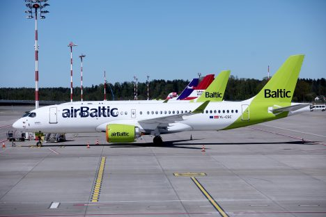 250 million, airBaltic, Covid-19, investment, base capital, government
