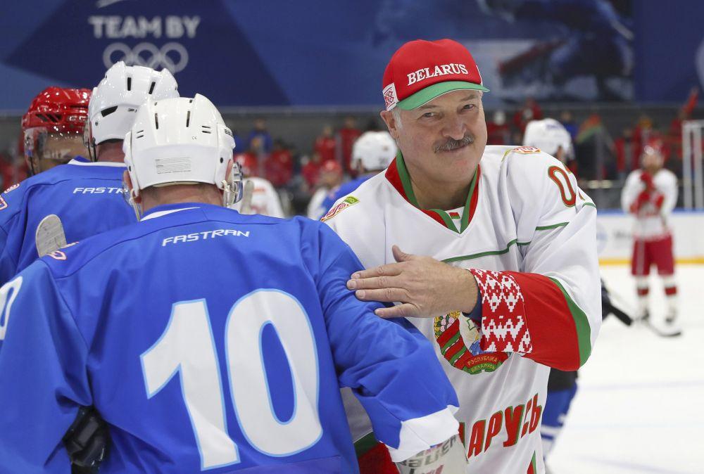 Belarus, ice hockey, IIHF, Latvia, Alexander Lukashenko