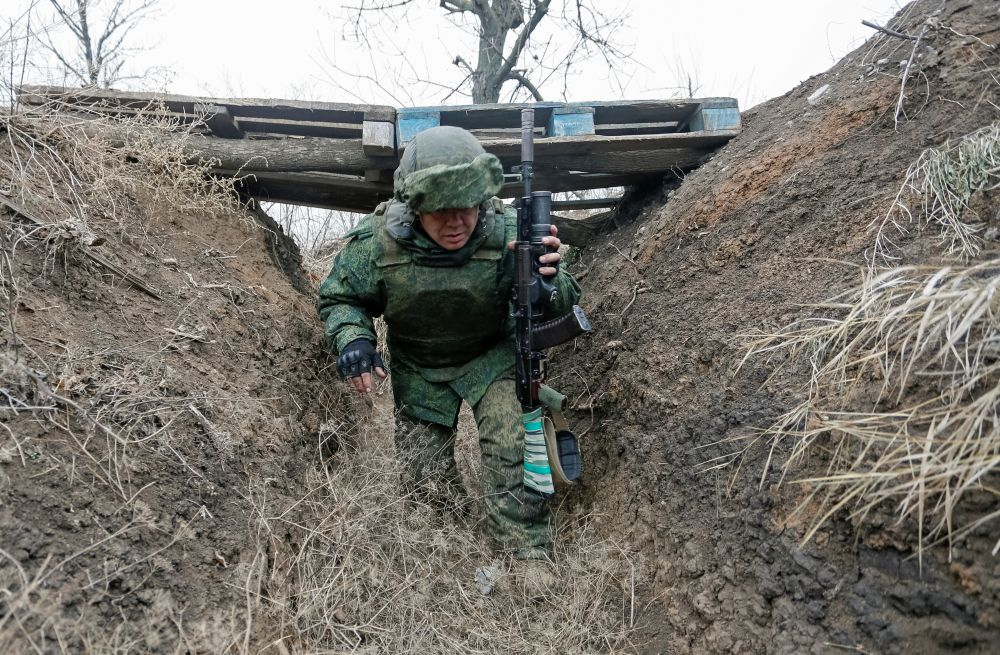 In Ukraine, violations of Donbas War continue into 2021 - Baltic News  Network - News from Latvia, Lithuania, Estonia